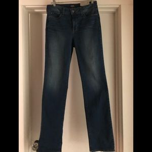 NYDJ jeans in Marilyn Straight. Size 10